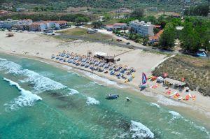 Sarti Beach Hotel Halkidiki Sarti Aerial Photo